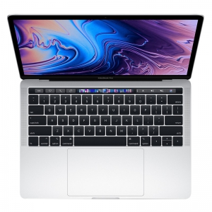 MacBook Pro 13 inch 2019 Silver 256GB MUHR2