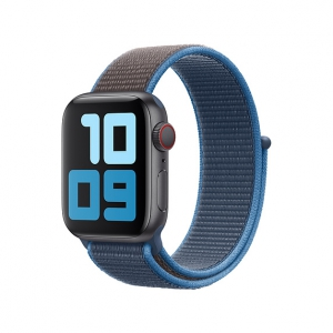 Dây Apple Watch Surf Blue Sport Loop OEM