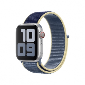Dây Apple Watch Alaskan Blue Sport Loop OEM