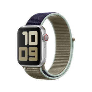 Dây Apple Watch Khaki Sport Loop OEM