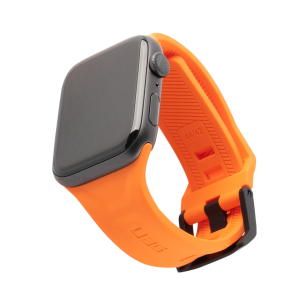 Dây Apple Watch UAG Silicone Orange OEM