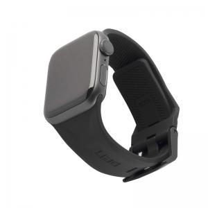 Dây Apple Watch UAG Silicone Black OEM