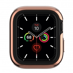 SwitchEasy Odyssey Apple Watch Case Rose Gold