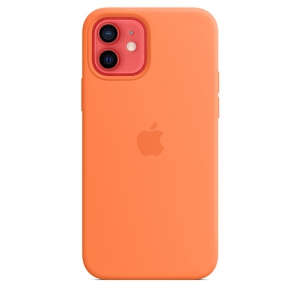iPhone 12 | 12 Pro Silicone Case Kumquat Replica (Without MagSafe)
