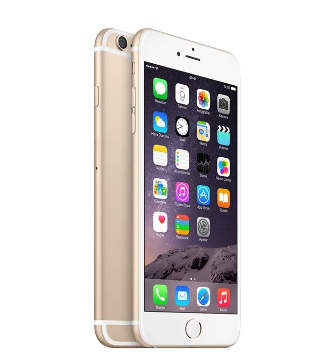 iPhone 6 Plus 64GB Silver CPO