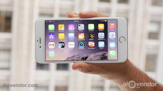 iPhone 6 Plus 16GB Silver CPO