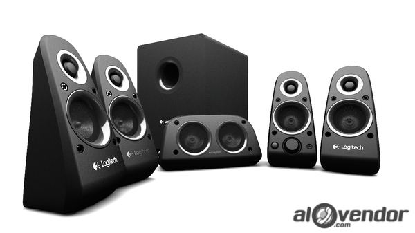 Loa Logitech Surround Sound Speakers Z506