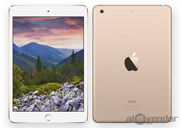iPad mini 3 16GB Wifi 4G Gold