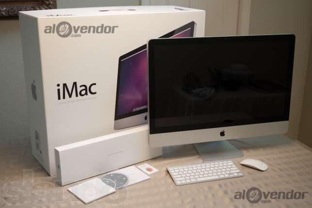 iMac 27 inch MC813 Core i7 Ram 12GB, VGA 2GB (99%)