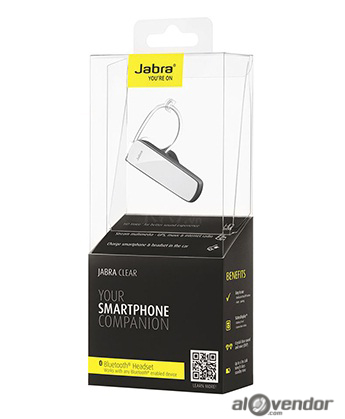 Tai nghe Bluetooth JABRA Clear White