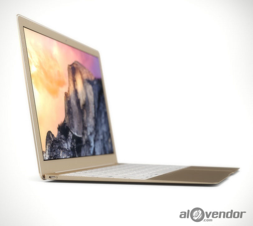 MacBook 12 inch MK4M2 Gold