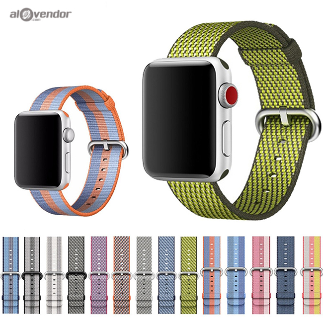 Dây Apple Watch Woven Nylon 42mm