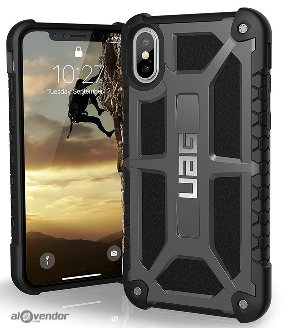 Ốp lưng iPhone X UAG Monarch