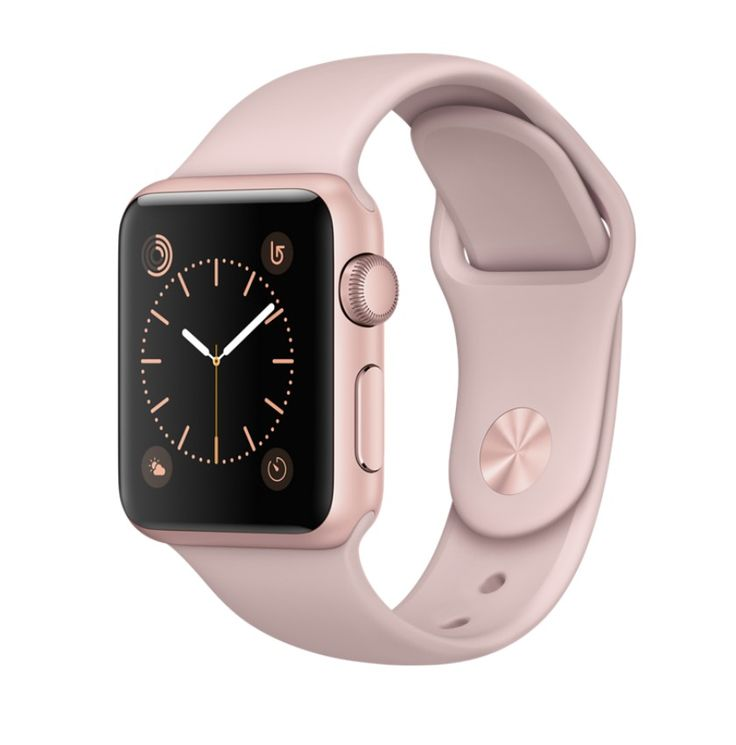 Apple Watch Series 3 38mm Gold Al Pink Sport GPS