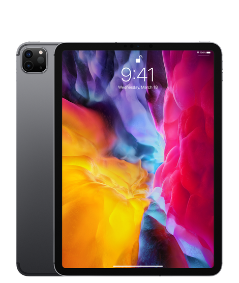 iPad Pro 12.9 2020 Wi-Fi 256GB
