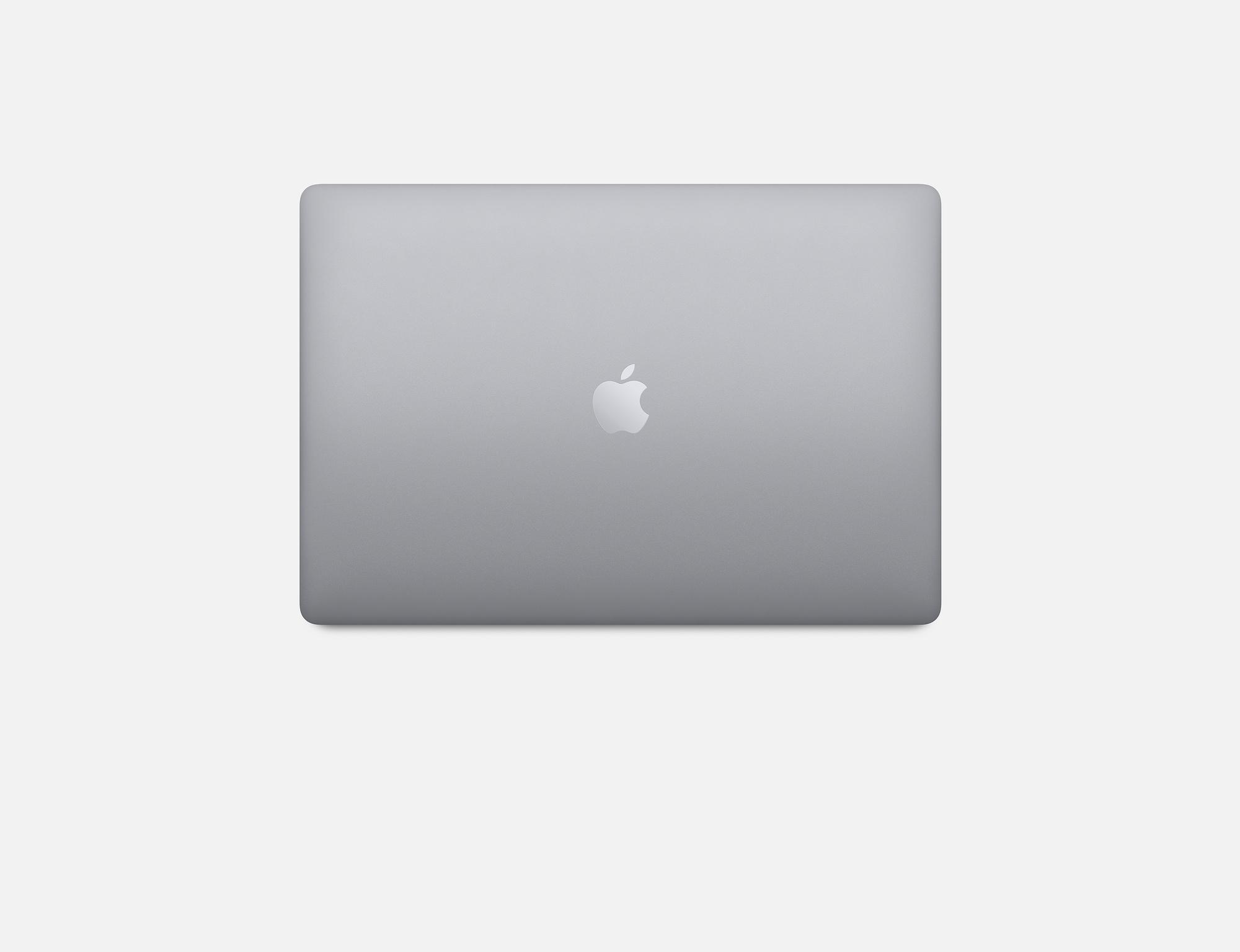 MacBook Pro 16 inch Space Gray 1TB MVVK2