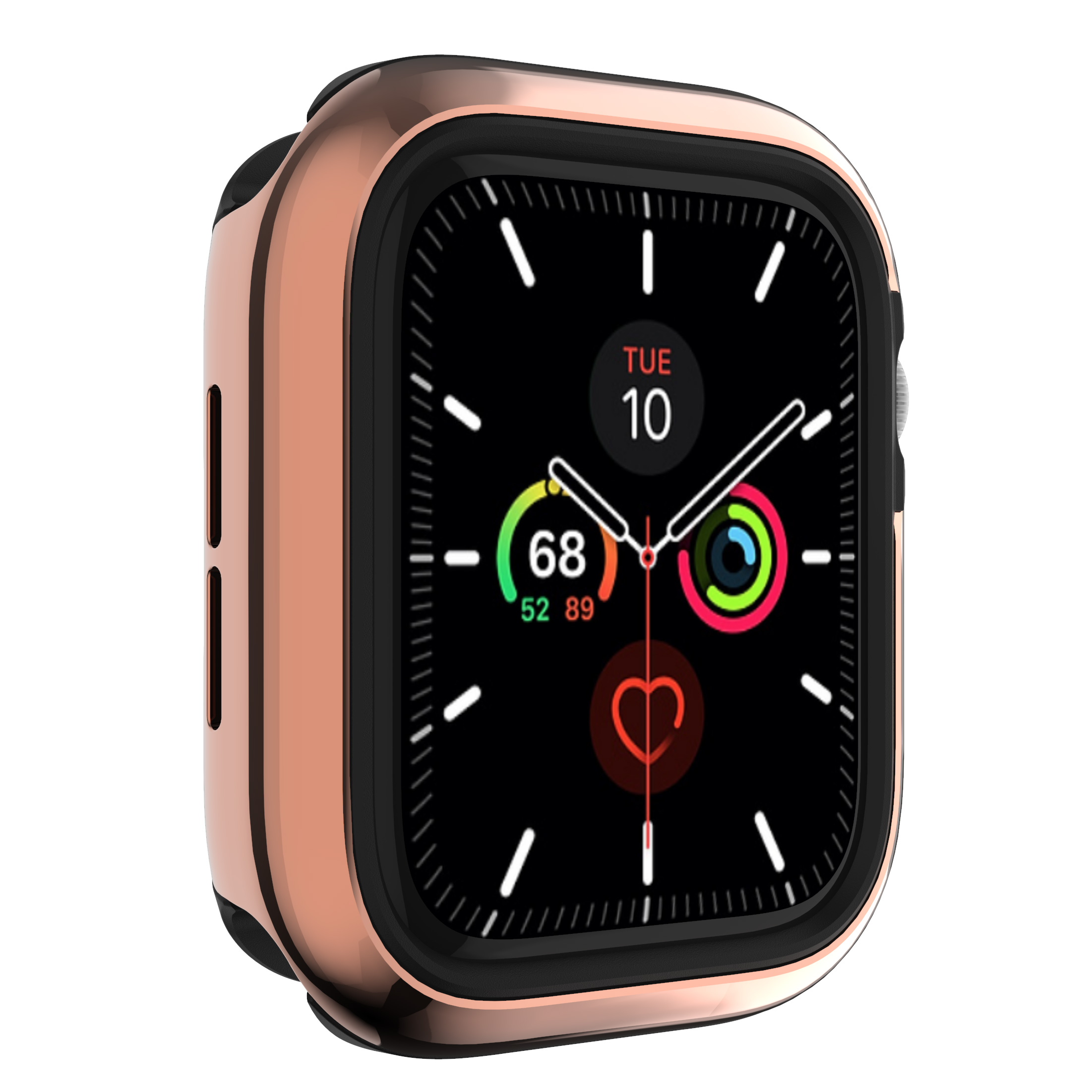 SwitchEasy Odyssey Apple Watch Case Rose Gold